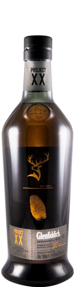 Whisky Glenfiddich Project XX Experimental Series