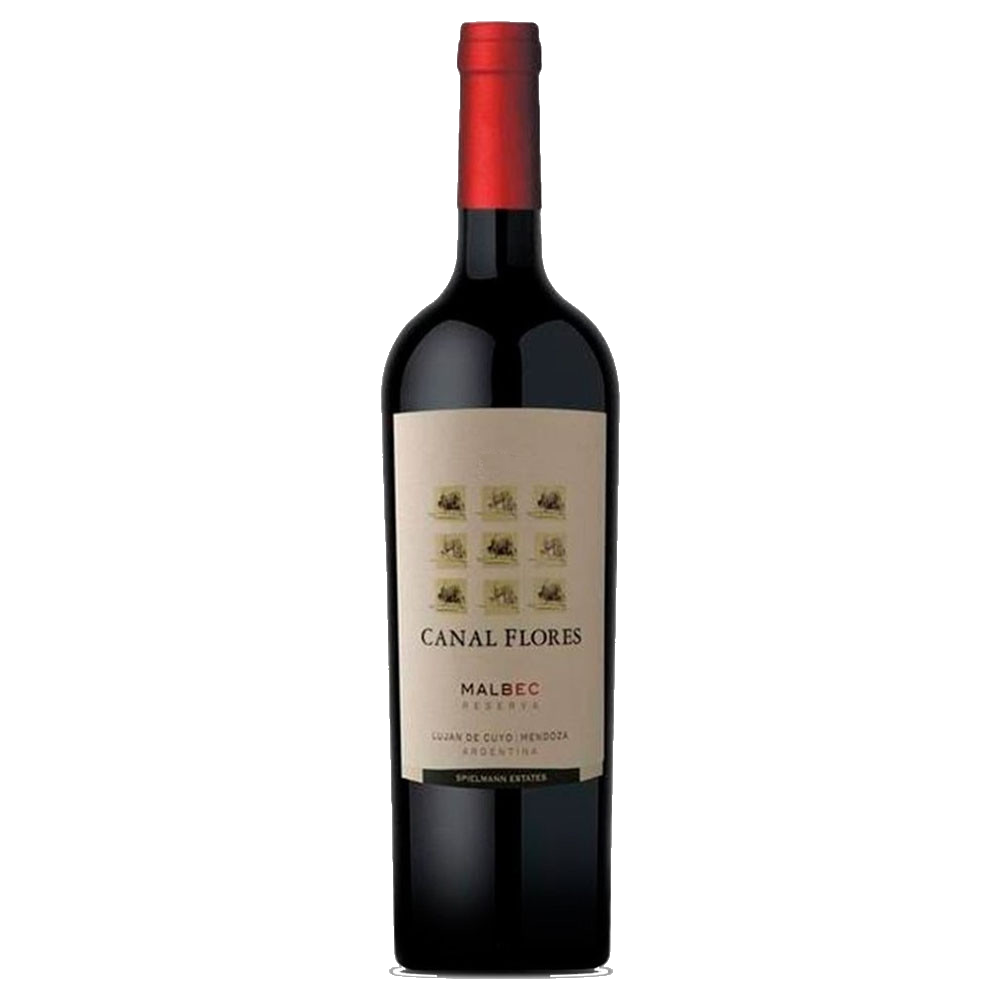 Canal Flores Malbec 2012