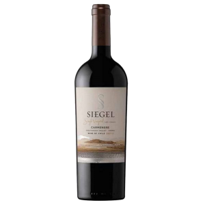 Vinho Siegel Vineyard Carmenère 750ml