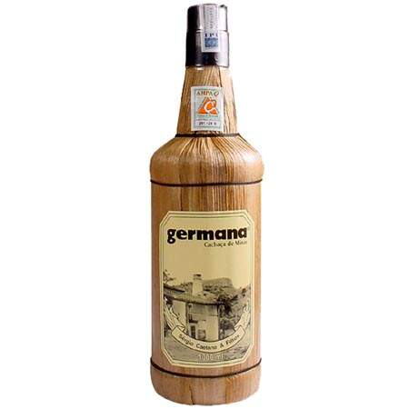 Cachaça Germana 1000ml.