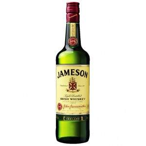 Whisky Irlandes Jameson 1000ml.