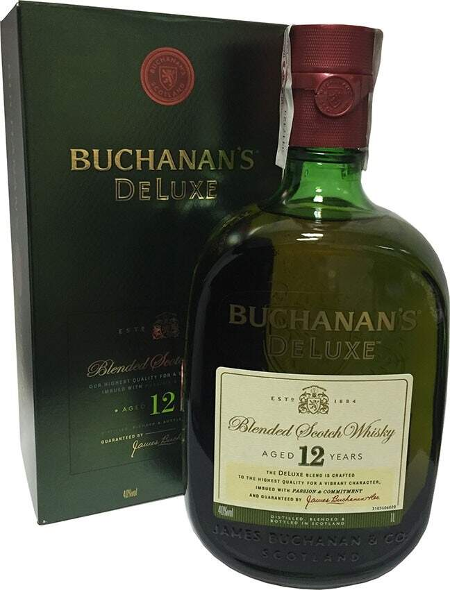 Whisky Escocês Buchanan´s 1000ml.