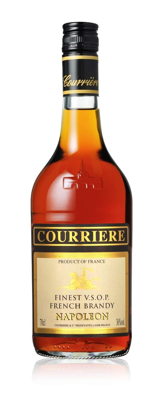 Courriere Napoleon Brandy 700ml