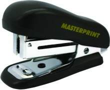Mini Grampeador Masterprint MP-305 - 16 Folhas Preto