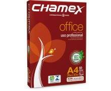 Papel Sulfite Chamex Office A4 75g - Resma c/ 500 Folhas