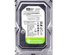 HD 500GB Western Digital WD5000AVDS 7200 RPM 32MB Cache SATA2 3.0Gb/s 3.5 Interno