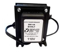 Auto Transformador  200va  - 220v P/ 110v BMI AT0200