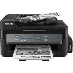 Impressora Multifuncional  Epson WorkForce M200 Ecotank PB - USB e Ethernet