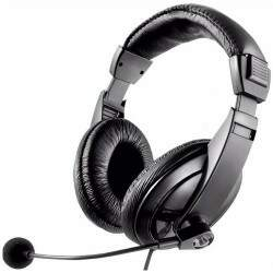 Headset Multilaser P2 Preto - PH049