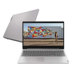 Notebook Lenovo Ultrafino Ideapad S145, Intel Celeron 1.10 Ghz N4000, 4GB, HD 500GB, Linux, 15,6, Prata - 81WTS00000