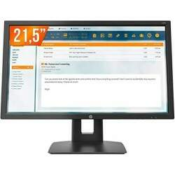 Monitor 21,5 HP V22B Widescreen, Full HD, IPS, HDMI/VGA Com Ajuste de Altura - 2XM33AA