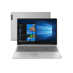 Notebook Lenovo Ultrafino Ideapad S145 Windows, Intel Celeron 1.10 Ghz N4000, 4GB, HD 500GB, 15,6, Prata