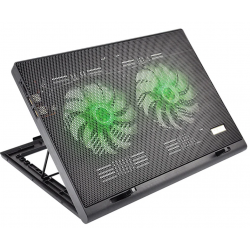Base Gamer Warrior com Cooler e LED para Notebook - AC267