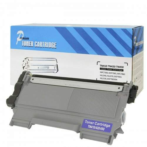 Toner Brother TN-450 Preto Compatível