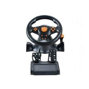 Volante PS2 PS3 PC sem Fio JS074 - Multilaser