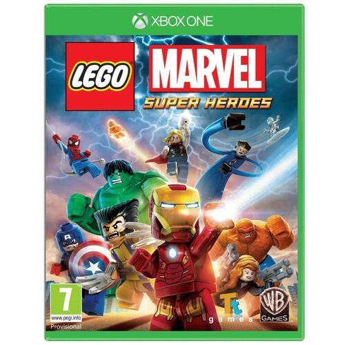 Game - Lego Marvel Super Heroes - Xbox One