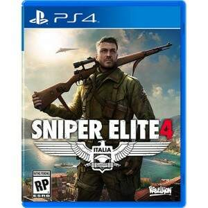 Game Sniper Elite 4 - PS4