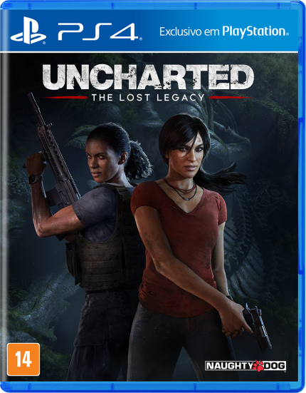 Uncharted - The Lost Legacy - PS4