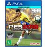 Game Pro Evolution Soccer 2018 - PS4