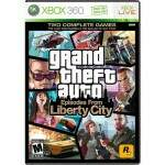 Gta - Grand Theft Auto: Episodes From Liberty City - Xbox 360