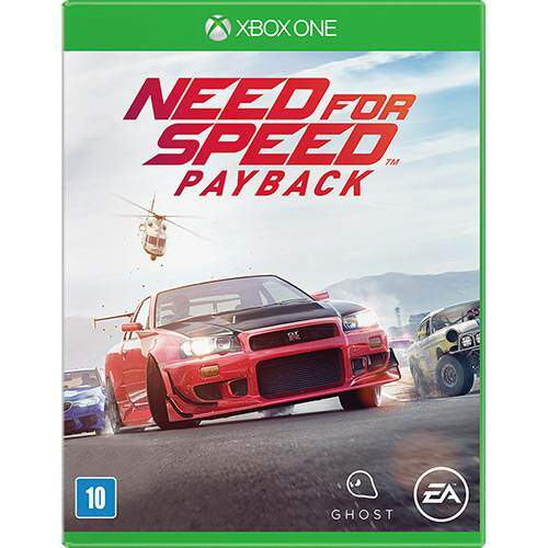 Game - Need For Speed: Payback Br - ONE