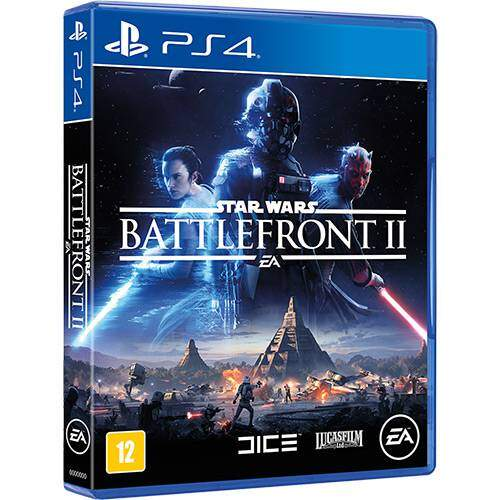 Game - Star Wars Battlefront II - PS4