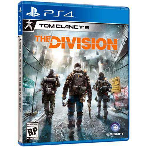 Game Tom Clancys The Division Limited Edition - PS4