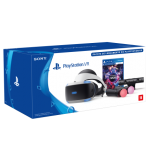 Playstation Vr Ps4+ Câmera+ Controles Movimento+ Carregador P/ Controles Ps Move- Sony