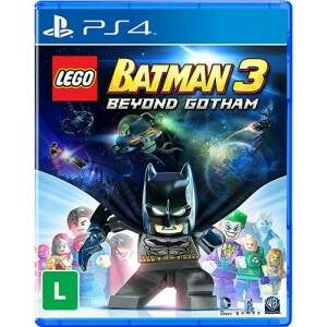Game Lego Batman 3 - PS4