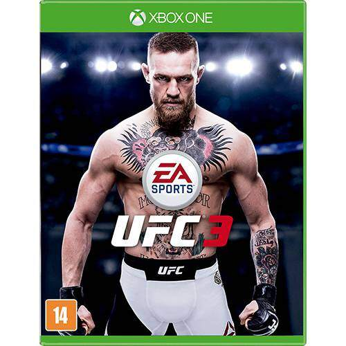 Game UFC 3 Xbox One