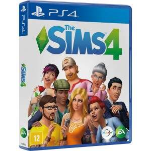 Game - The Sims 4 - PS4