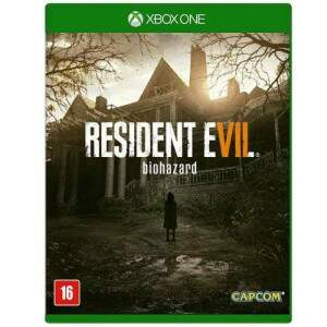 Game Resident Evil 7 Biohazard Gold Edition - ONE