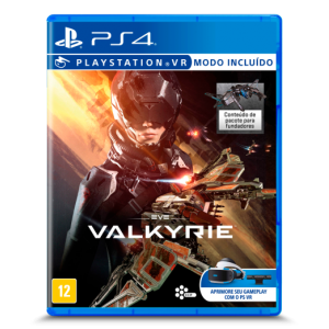 Game Eve Valkyrie PS4 VR