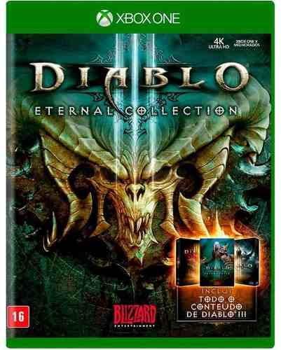 Game Diablo 3 Eternal Collection  Xbox One