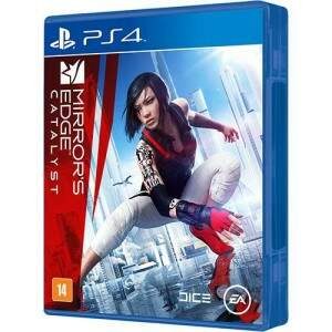 Game - Mirror\\\'s Edge Catalyst - PS4