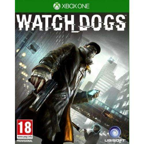 Game Watch Dogs  - ONE