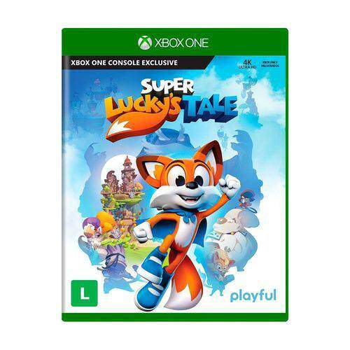 Game Super Luckys Tale - Xbox One