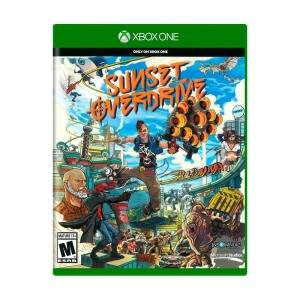 Game Sunset Overdrive - Day One para Xbox One
