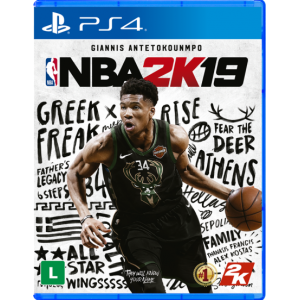 Game NBA 2K19 PS4