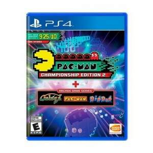 Game Pac-Man Championship Edition 2 + Arcade Game Series - PS4