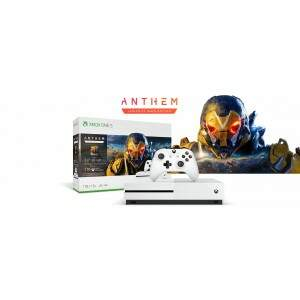 Console Xbox One S 1TB  + Game Anthem