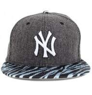 Boné New Era 9FIFTY New York Yankees Mescla - Snapback