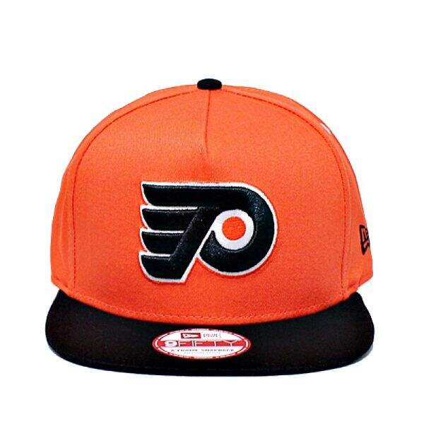 Boné New Era Flyers Turnove A-Frame NHL - Snapback