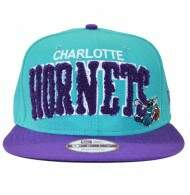 Boné New Era 9FIFTY Charlotte Hornets - Snapback