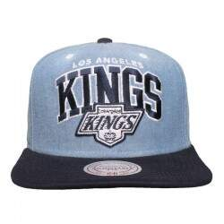 Boné Mitchell And Ness Los Angeles Kings NBA - Snapback