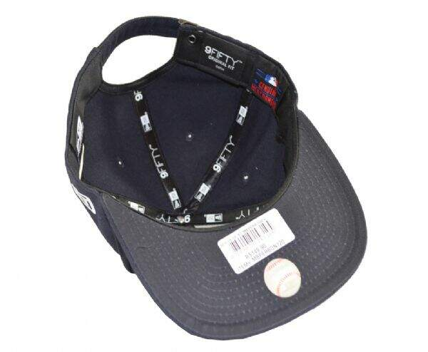 Boné New Era New York Yankees Original Fit MLB - Strapback