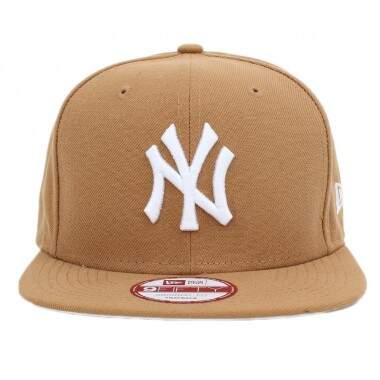 Boné New Era New York Yankees Original Fit Wheat - Snapback