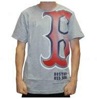 Camiseta New Era Reticula Boston Red Sox - Grey