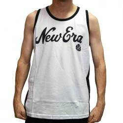 Camiseta Regata New Era Basketball