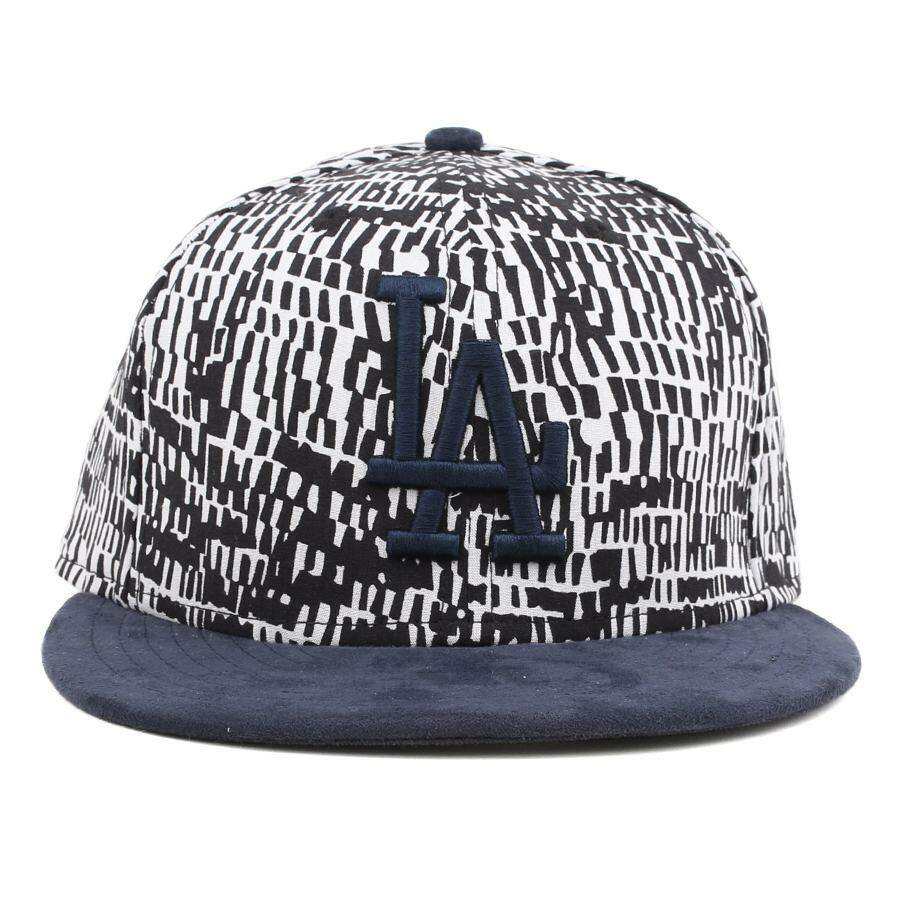 Boné New Era Los Angeles Dodgers Printed/Navy - Strapback